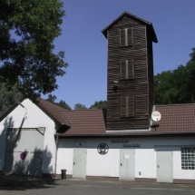 Arnsbach Feuerwehrhaus