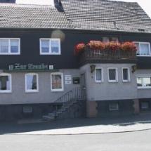 Arnsbach Gasthaus Traube